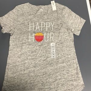 """Happy Hour"" T-shirt!"